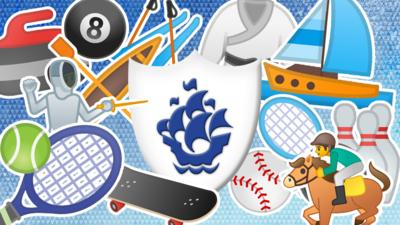 Blue Peter - What sport will you try next?