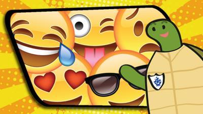 Blue Peter - Shelley's Shenanigans: Emojis