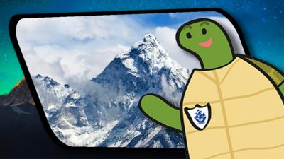 Blue Peter - Shelley's Shenanigans: Mountains