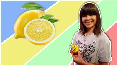 Blue Peter - Steph Blackwell's Zesty Cupcakes