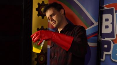Blue Peter - Steve Mould's Epic Science Experiments!