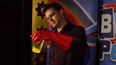 Blue Peter - Steve Mould's Epic Science Experiments!