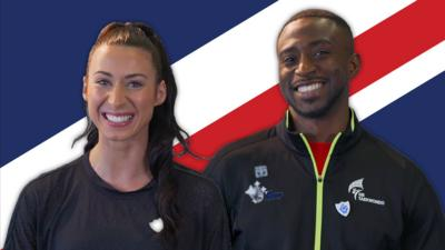 Blue Peter - Top taekwondo tips with GB sport stars