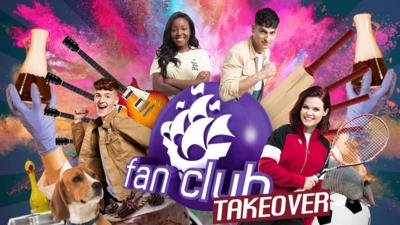 Blue Peter - Blue Peter: Fan Club Take Over