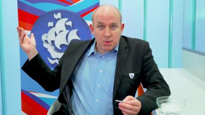 Blue Peter - Tim Vine Does One-Liners