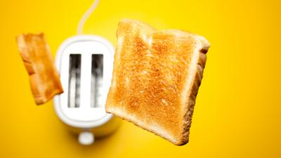 Blue Peter - Quiz: Toast facts