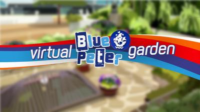 Blue Peter - Virtual Blue Peter Garden Game
