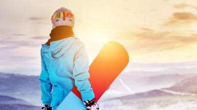 Blue Peter - What sport should you try this winter?