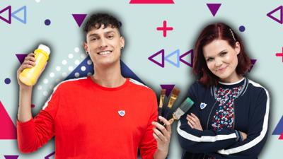 Blue Peter - How are CBBC stars keeping busy?