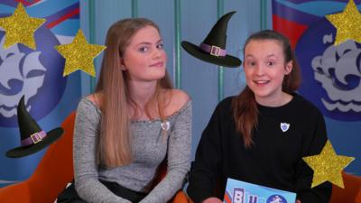 Blue Peter - WITCH... is the right answer?