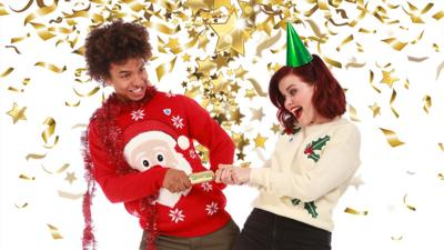Blue Peter - Blue Peter's Christmas Cracker Competition
