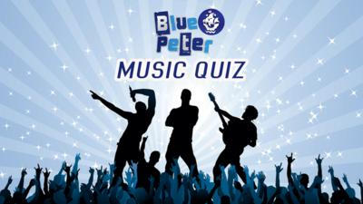 Blue Peter - Quiz: Blue Peter Music Knowledge