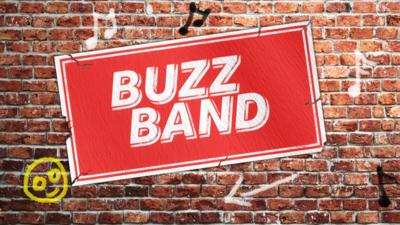CBBC - Buzz Band Debut Single