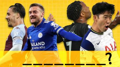 Match of the Day Kickabout - Time Test: Name the Premier League clubs?