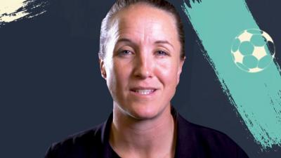 Match of the Day Kickabout - Street 5: Manchester United's Casey Stoney
