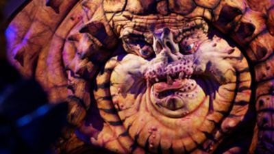 Wizards vs Aliens - Nekross King Profile
