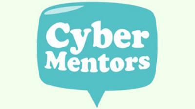 CyberMentors logo.