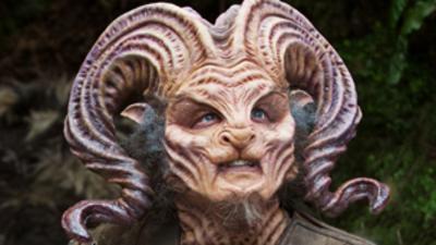 Wizards vs Aliens - The Satyr
