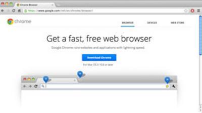 Upgrade your web browser - Mac - CBBC - BBC