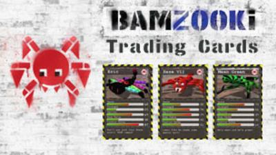 BAMZOOKi - BAMZOOKi Trading Cards