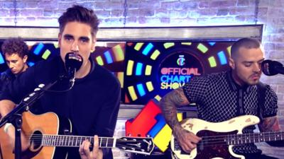 CBBC Official Chart Show - Busted perform 'On What You're On'
