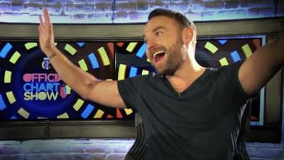 CBBC Official Chart Show - OMD! Kevin Simm's a twin!?