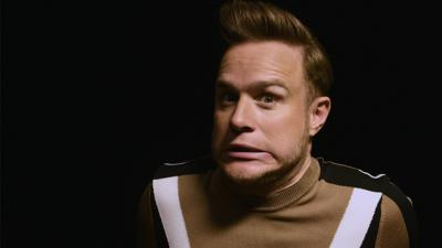 CBBC Official Chart Show - Olly Murs under pressure!