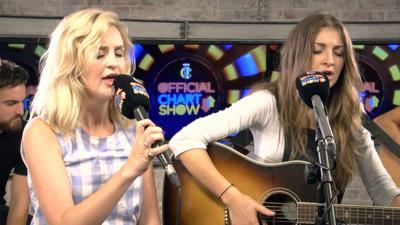 CBBC Official Chart Show - Chart Show Vlog: Ward Thomas