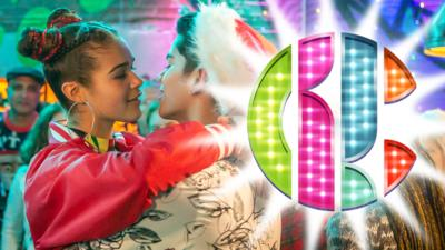 CBBC - When The Snow Falls - Christmas on CBBC