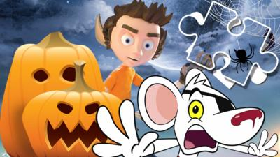 Scream Street - Jigsaw: Halloween