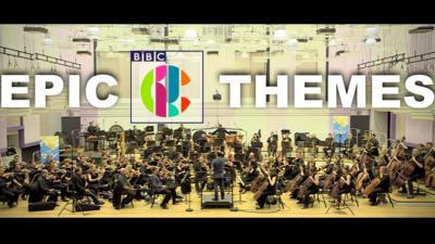 CBBC HQ - Epic CBBC Theme Tunes!