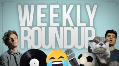 CBBC HQ - CBBC's Weekly Round Up: 19th May