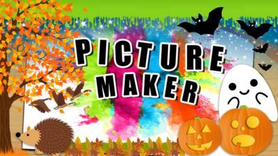 CBBC - CBBC Picture Maker: Autumn Edition