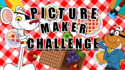 CBBC - Picture Maker Challenge - Picnic