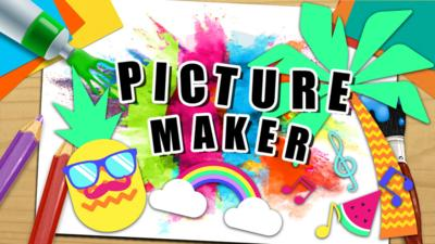 CBBC - CBBC Picture Maker