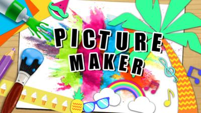 CBBC - CBBC Picture Maker: Summer Edition