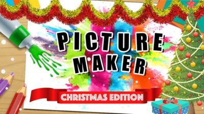CBBC - CBBC Picture Maker: Christmas Edition