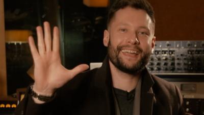 CBBC Official Chart Show - Calum Scott's Brit List