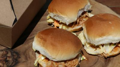 Matilda and the Ramsay Bunch - Chicken Sliders