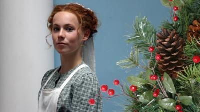 Hetty Feather - Advent Calendar Hall