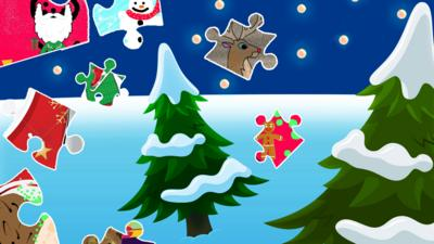 CBBC - Jigsaw: Creation Station Christmas