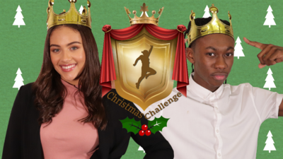 The Next Step - Christmas Challenge Champion: Vote Now