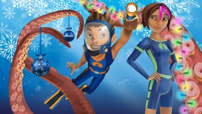 The Deep - CBBC - BBC