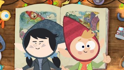 Christmas - Where is Edna hiding?