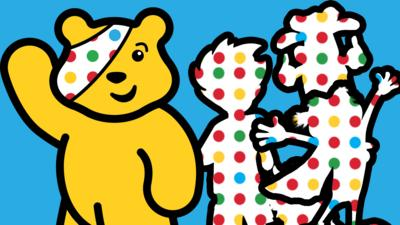 CBBC - Quiz: Children In Need Guess Who
