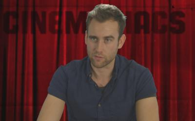 CINEMANIACS - Harry Potter star Matthew Lewis talks to CINEMANIACS