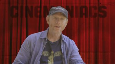 CINEMANIACS - CINEMANIACS talk to movie director Ron Howard