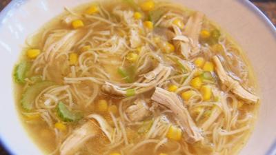 CBBC Dish Up - Chicken Noodle Soup