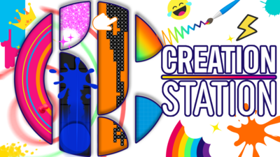 CBBC - CBBC Creation Station