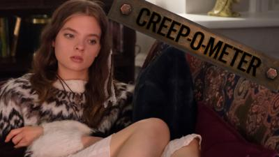 Creeped Out - Tilly Bone Creep-o-meter
